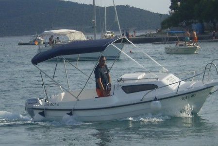 Rent a Boat Vodice