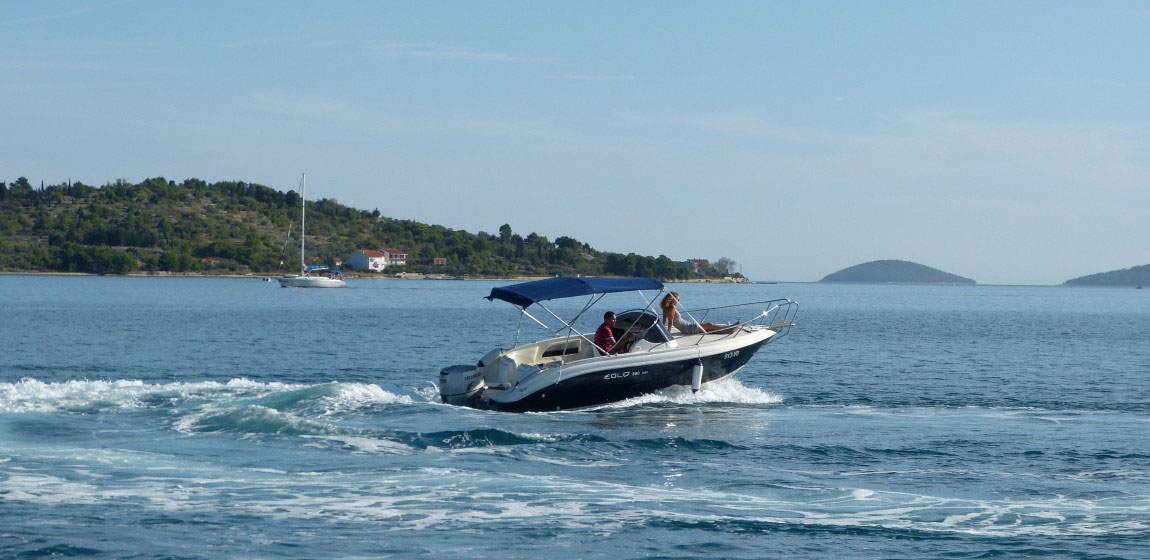 Vodice Rent a Boat